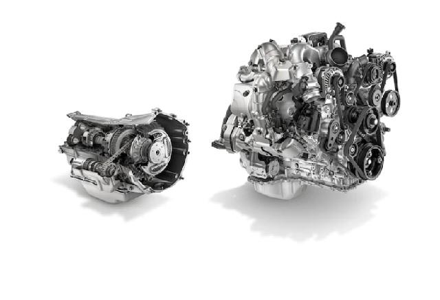 2022 Chevy Silverado HD engine