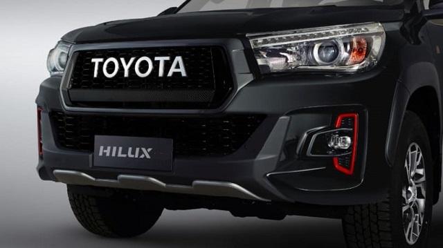 2023 Toyota Hilux