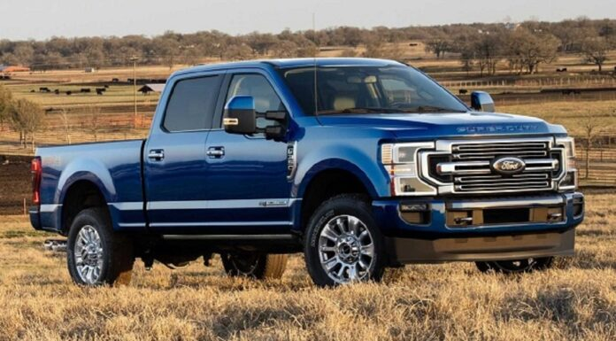 2023 Ford F-350
