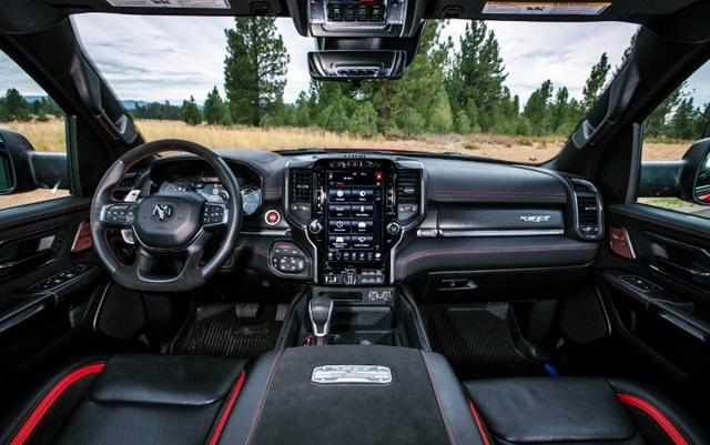 2023 Ram TRX interior