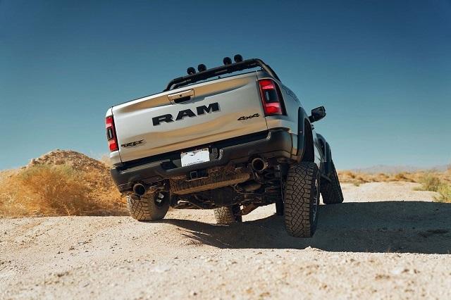 2023 Ram TRX rear