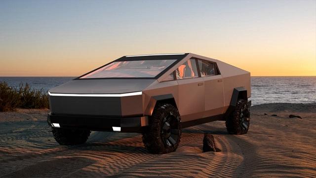 2023 Tesla Cybertruck
