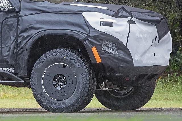 2023 Chevy Colorado ZR2