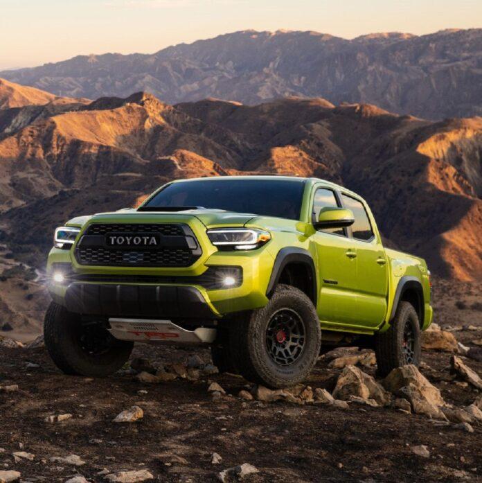 2023 Toyota Tacoma TRD Pro