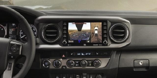 2023 Toyota Tacoma TRD Pro interior